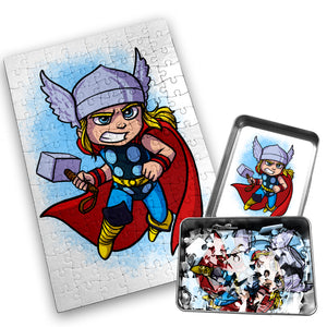Thor - Character - 120 Piece Jigsaw Puzzle