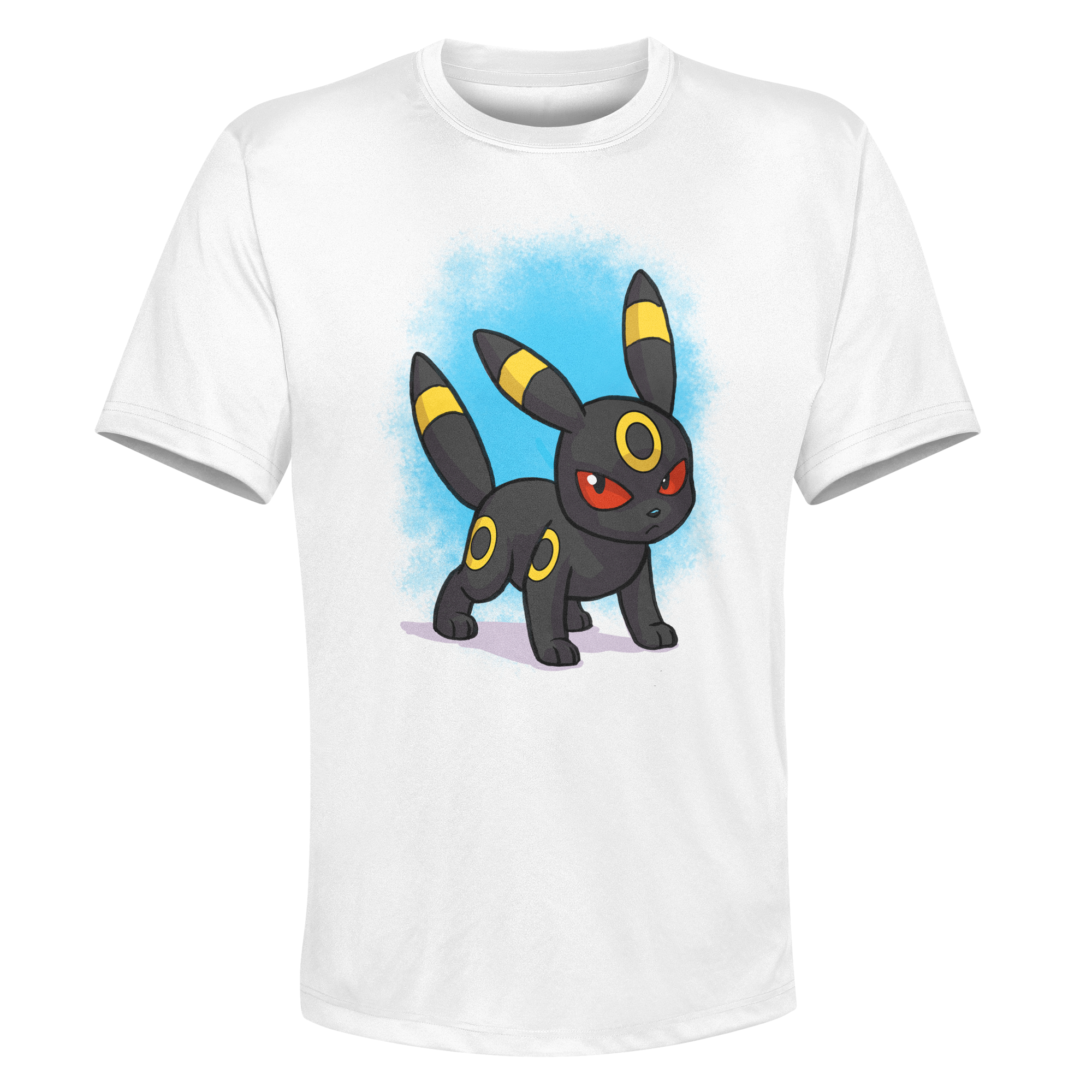 Umbreon - White Performance Graphic Tee