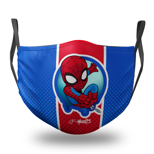 Spidey - Spotlight Series - Silky Smooth Face Mask (Non Medical)