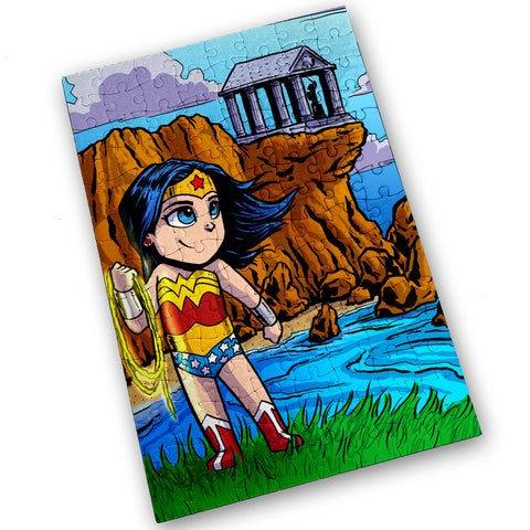 Wonder Woman 2020 - 120 Piece Jigsaw Puzzle