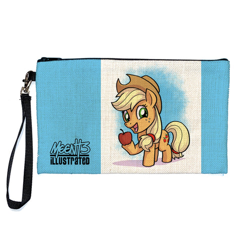 Apple Jack - Character -Large Pencil/Device Bag
