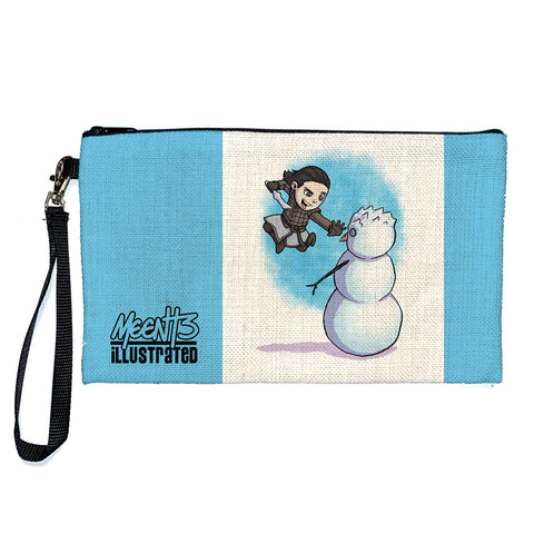 Arya - Character -Large Pencil/Device Bag