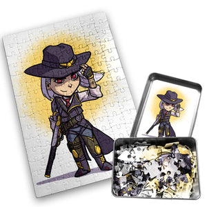 Ashe - Character - 120 Piece Jigsaw Puzzle