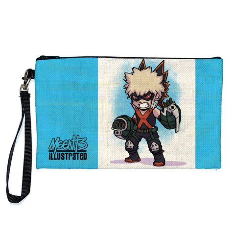 Baku - Character -Large Pencil/Device Bag