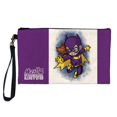 Batgirl - Character - Large Pencil/Device Bag