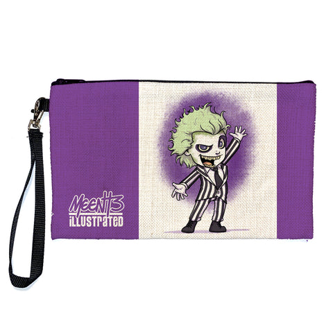 Beetlejuice - Character - Large Pencil/Device Bag
