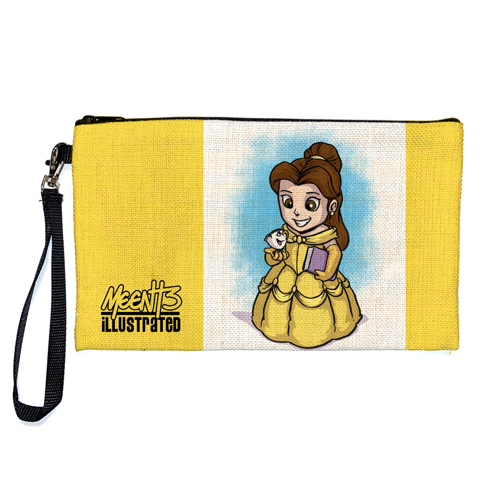 Belle - Character - Large Pencil/Device Bag