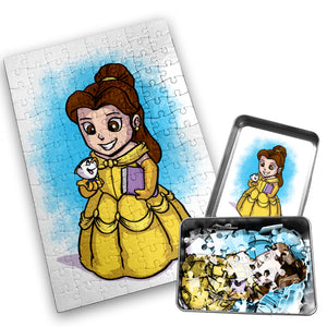 Belle - Character - 120 Piece Jigsaw Puzzle