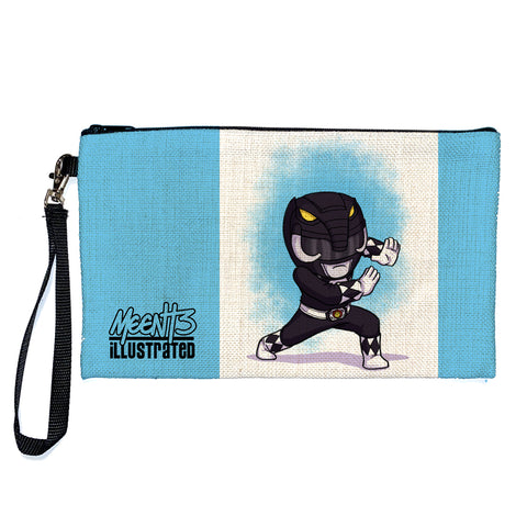 Black Ranger - Character - Large Pencil/Device Bag
