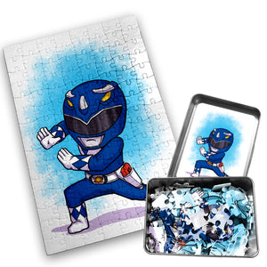 Blue Ranger - Character - 120 Piece Jigsaw Puzzle