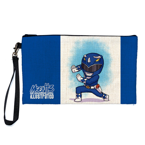 Blue Ranger - Character - Large Pencil/Device Bag