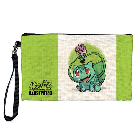 Bulba Flowers - Character - Large Pencil/Device Bag