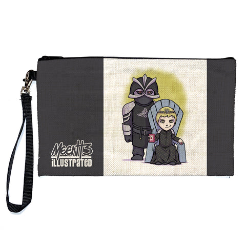 Cersi - Character - Large Pencil/Device Bag