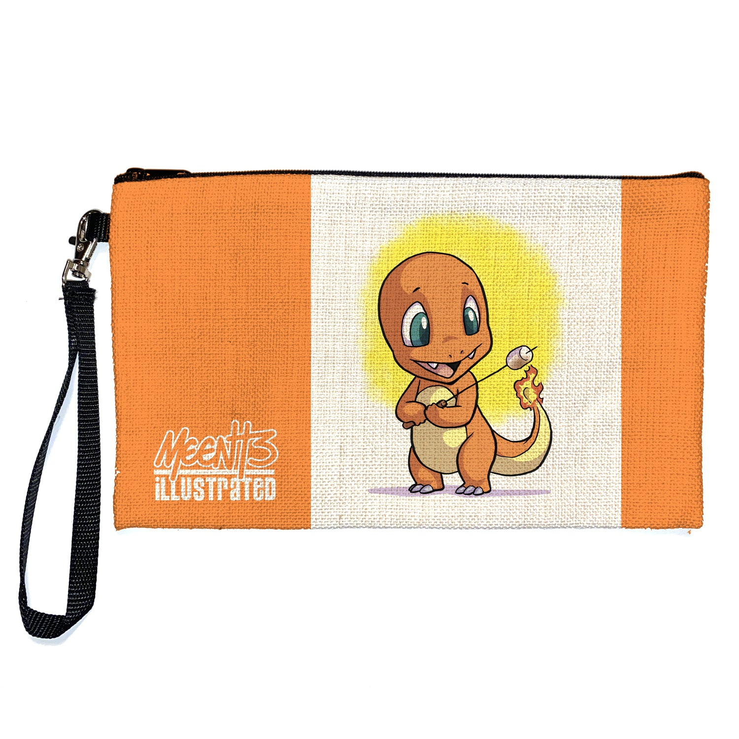 Charmander - Character - Large Pencil/Device Bag