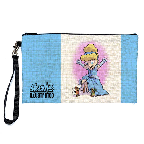 Cinderella - Character - Large Pencil/Device Bag