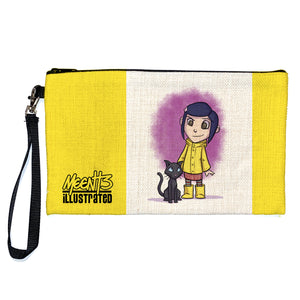 Coraline - Character - Large Pencil/Device Bag