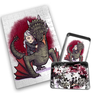 Danerys - Character - 120 Piece Jigsaw Puzzle