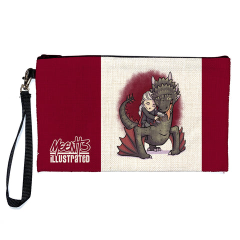 Dany Starbucks - Character - Large Pencil/Device Bag