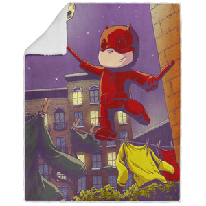 Daredevil - Graphic - 50x60 Sherpa Blanket