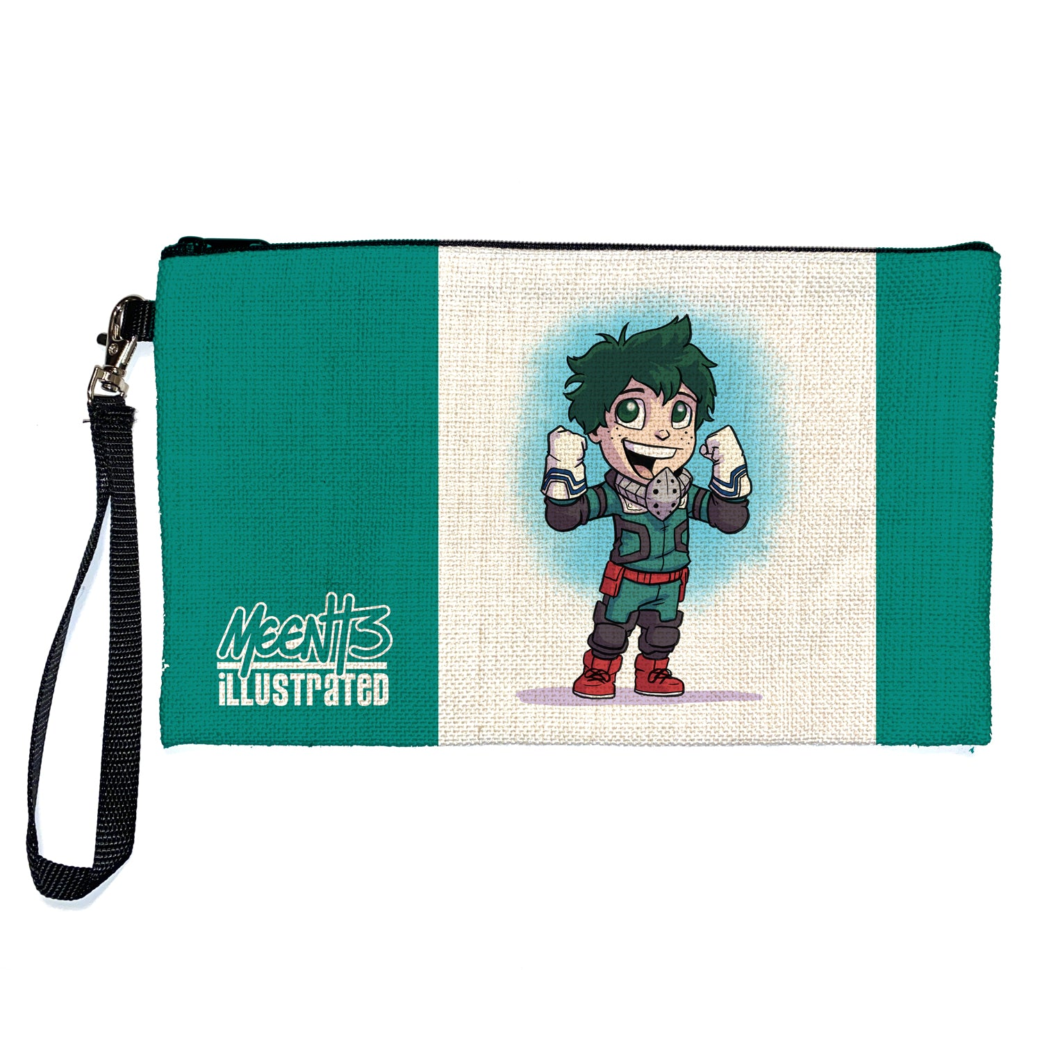 Deku - Character - Large Pencil/Device Bag