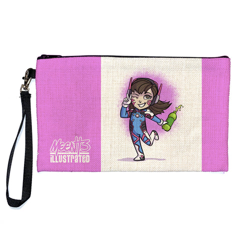 DVA - Character - Large Pencil/Device Bag