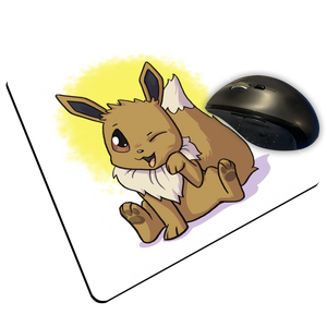 "Eevee - Custom ""Thin"" Mouse Pad"