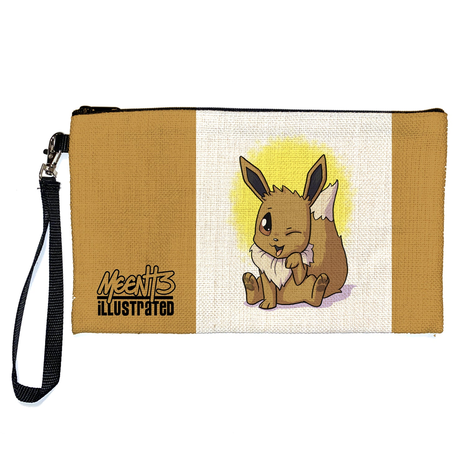 Eevee - Character - Large Pencil/Device Bag