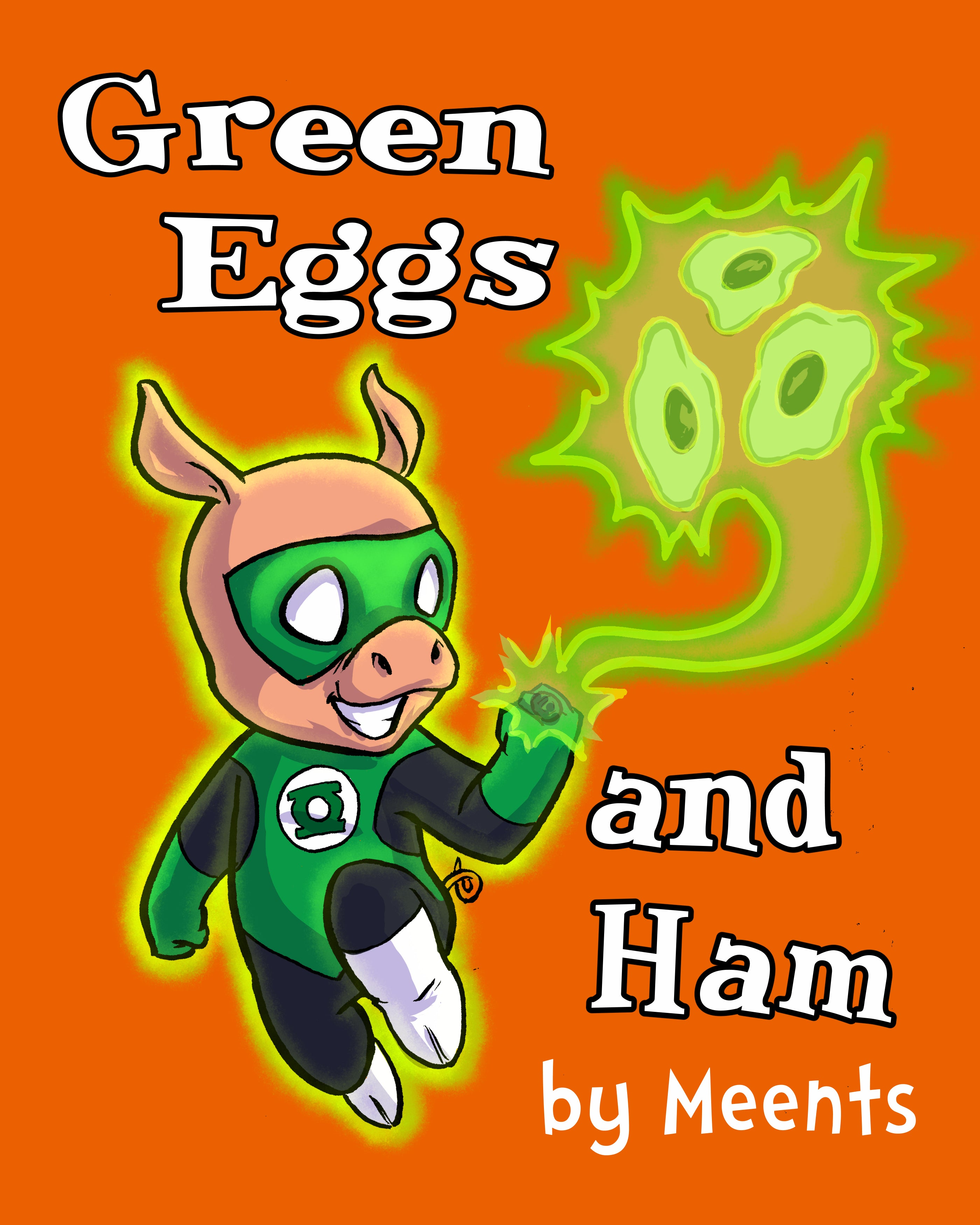 Green Eggs and Spider-Ham