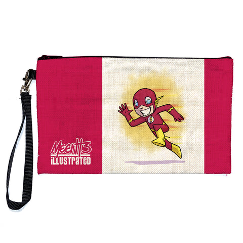 Flash - Character - Large Pencil/Device Bag