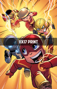 Flash Group - 11x17 Print