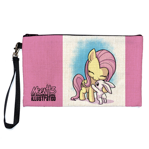 Fluttershy - Character - Large Pencil/Device Bag