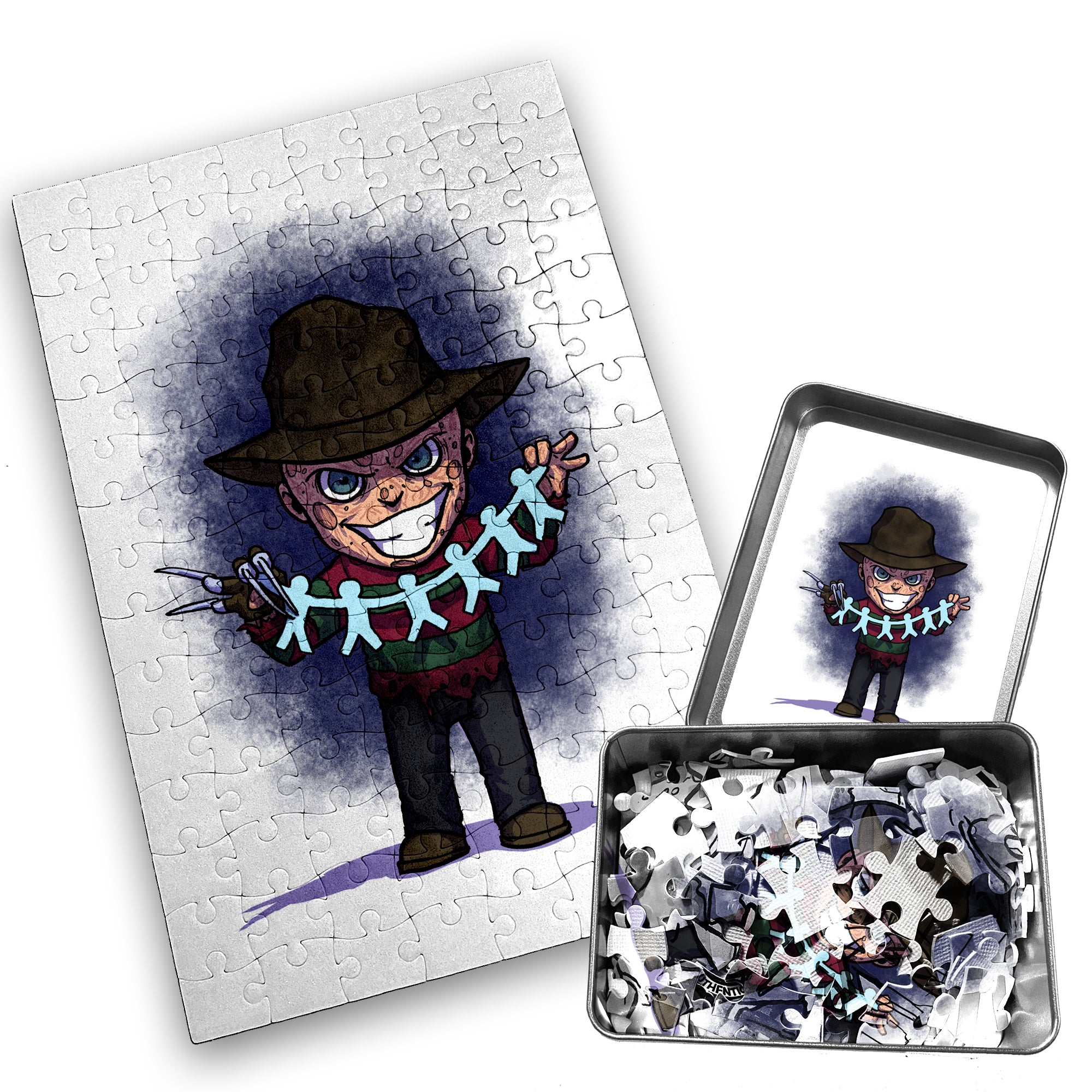 Freddy - Character - 120 Piece Jigsaw Puzzle
