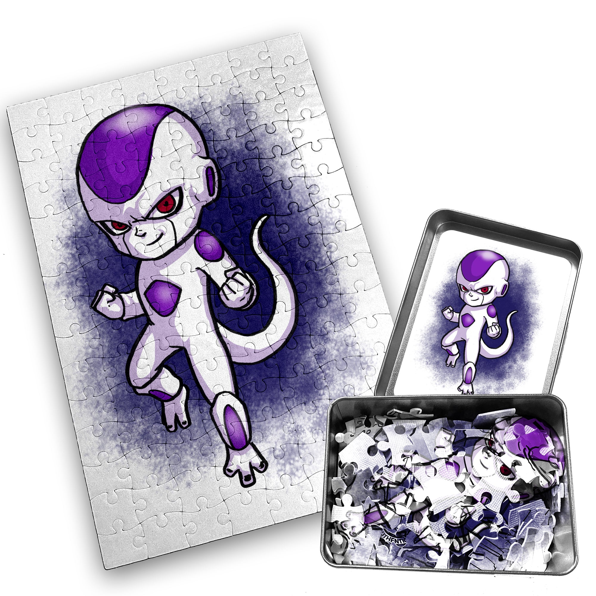 Frieza - Character - 120 Piece Jigsaw Puzzle