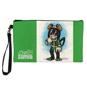 Froppie - Character - Large Pencil/Device Bag