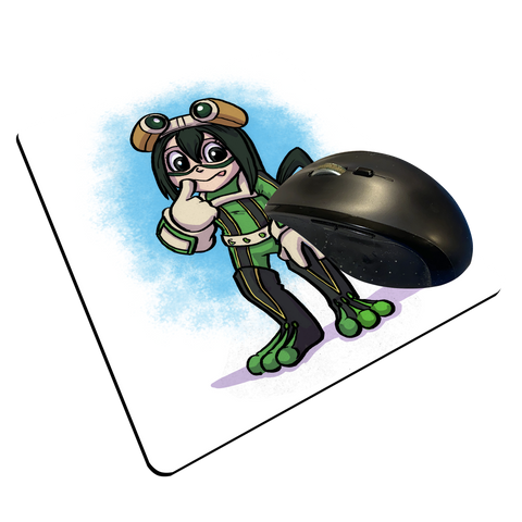 "Froppie - Custom ""Thin"" Mouse Pad"