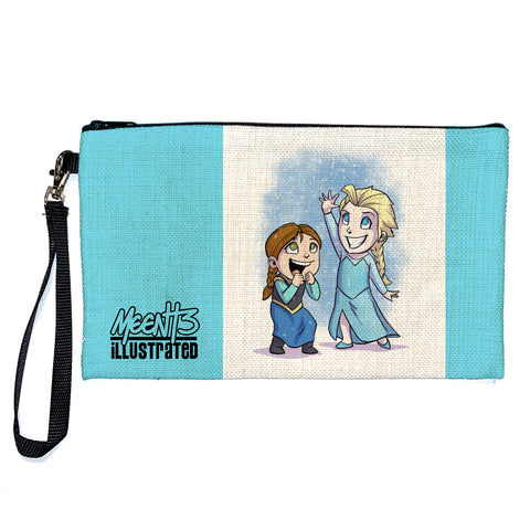 Frozen - Character - Large Pencil/Device Bag