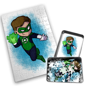 Green Lantern - Character - 120 Piece Jigsaw Puzzle