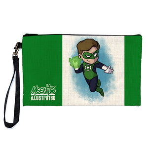 Green Lantern - Character - Large Pencil/Device Bag