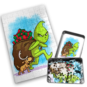 Grinch - Character - 120 Piece Jigsaw Puzzle