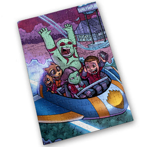 Guardians - 120 Piece Jigsaw Puzzle