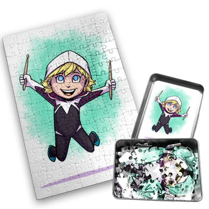 Gwen - Character - 120 Piece Jigsaw Puzzle