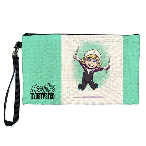 Gwen - Character - Large Pencil/Device Bag