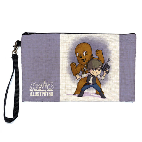 Han & Chewy - Character - Large Pencil/Device Bag