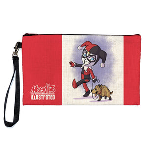 Harley - Character - Large Pencil/Device Bag