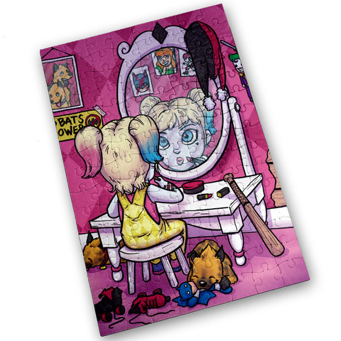 Harley's Room - 120 Piece Jigsaw Puzzle