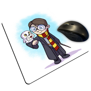 "Harry Potter - Custom ""Thin"" Mouse Pad"