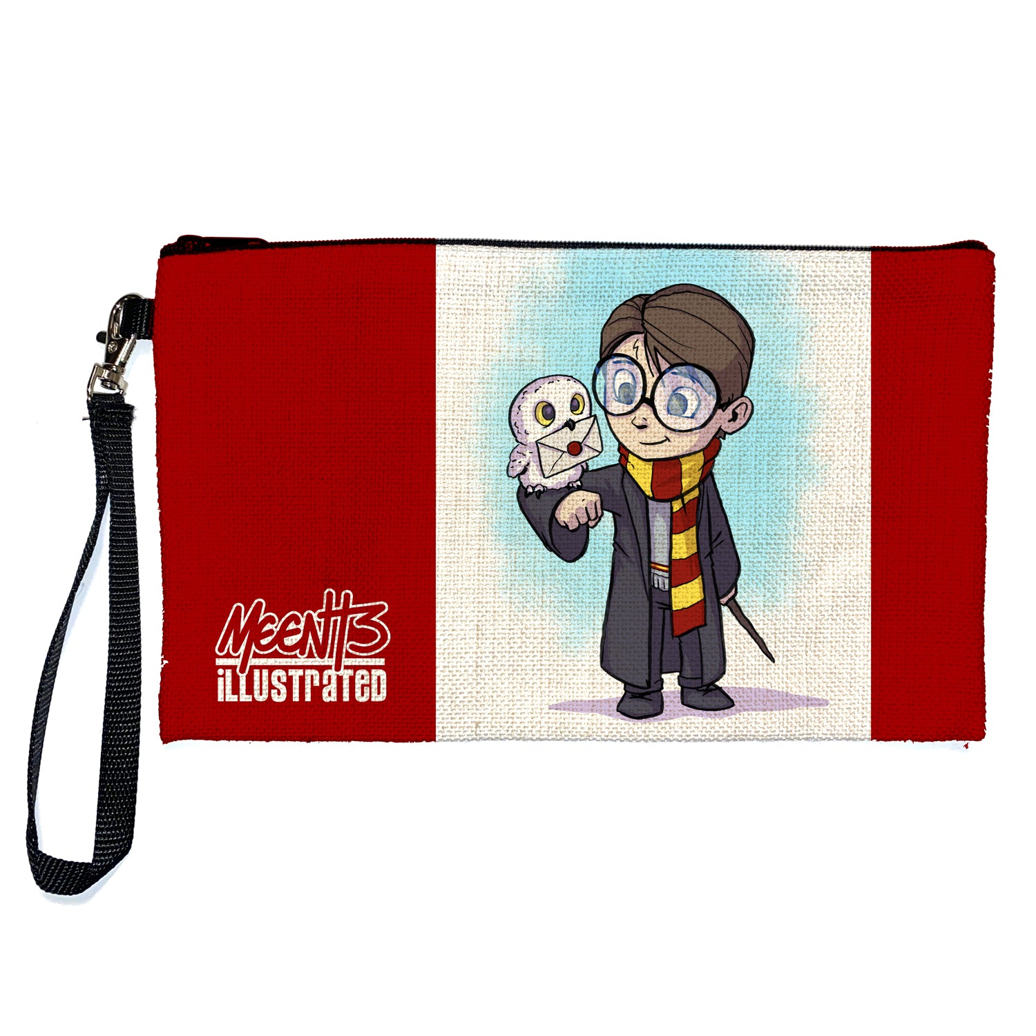 Harry Potter - Character - Large Pencil/Device Bag