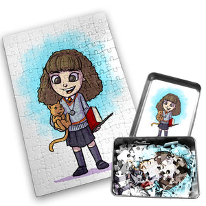 Hermione - Character - 120 Piece Jigsaw Puzzle
