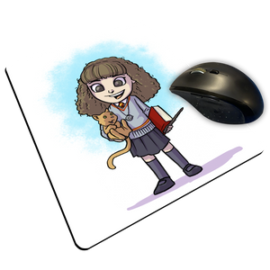 "Hermione - Custom ""Thin"" Mouse Pad"