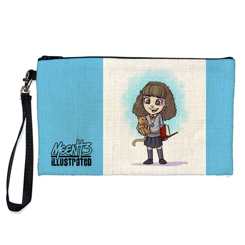 Hermione - Character - Large Pencil/Device Bag